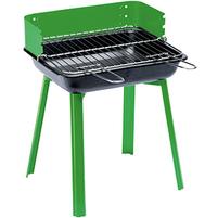 LANDMANN Grill węglowy Portago składany zielony