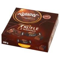 WAWEL Trufle w czekoladzie Cukierki kakaowe o smaku rumowym