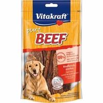 VITAKRAFT Paski z mięsa wołowego dla psa