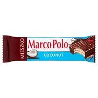 MIESZKO Marco Polo Coconut Wafelek przekładany kremem kokosowym w czekoladzie mlecznej