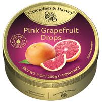 CAVENDISH & HARVEY Pink Grapefruit Cukierki z nadzieniem