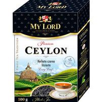 MY LORD Ceylon Herbata czarna liściasta
