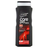 LUKSJA Care Pro Men Energy 2w1 Żel pod prysznic