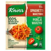 KNORR Fix Spaghetti warzywne
