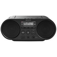 SONY Radiomagnetofon ZS-PS50B czarny