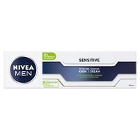 NIVEA MEN Sensitive Łagodzący krem do golenia