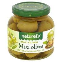NATURETA Maxi olive Duże zielone oliwki