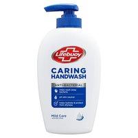 LIFEBUOY Mild Care Pielęgnujące mydło w płynie antybakteryjne