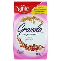 SANTE Granola z granatem