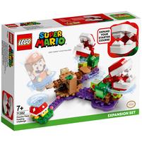 LEGO Super Mario Zawikłane zadanie Piranha Plant - zestaw dodatkowy 71382 (7+)