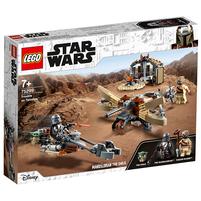 LEGO Star Wars Kłopoty na Tatooine 75299 (7+)
