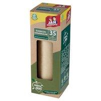 JAN NIEZBĘDNY Zielony dom Ściereczki uniwersalne biodegradowalne 27cm x 25cm