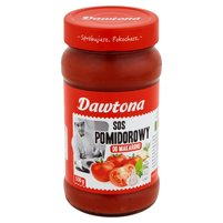DAWTONA Sos pomidorowy do makaronu