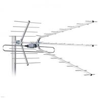 LIBOX Antena kierunkowa ze wzmacniaczem LB2100W COMBO