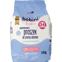BOBINI Baby Skoncentrowany proszek hipoalergiczny do prania ubranek (24 prania)