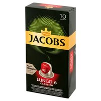 JACOBS Lungo Classico Kawa mielona w kapsułkach (10 kaps.)
