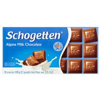 SCHOGETTEN Alpine Milk Chocolate Czekolada