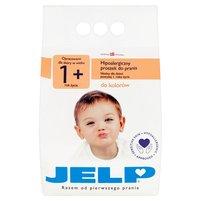 JELP 1+ Hipoalergiczny proszek do prania do kolorów (28 prań)