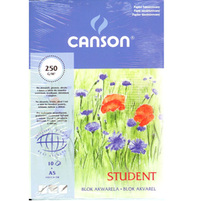 CANSON Blok akwarela Student A5