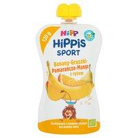 HiPP BIO HiPPiS Sport Banany-Gruszki-Pomarańcze-Mango z ryżem Mus owocowy po 1. roku