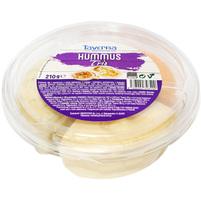 TAVERNA Hummus Trio Kremowy dip z ciecierzycy z pastą sezamową 3 rodzaje