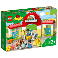LEGO Duplo Stadnina i kucyki 10951 (2+)