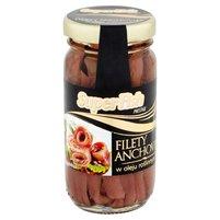 SUPERFISH Prestige Filety anchovies w oleju roślinnym
