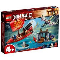 LEGO Ninjago Legacy Ostatni lot Perły Przeznaczenia 71749 (4+)