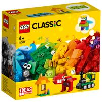 LEGO Classic Klocki + pomysły 11001 (4+)