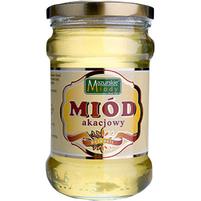 MAZURSKIE MIODY Miód pszczeli akacjowy
