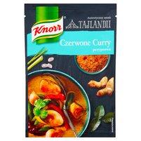 KNORR Przyprawa Czerwone Curry