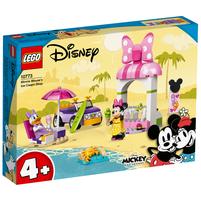 LEGO Disney Mickey and Friends Sklep z lodami Myszki Minnie 10773 (4+)