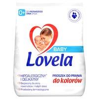 LOVELA Baby Hipoalergiczny proszek do prania do kolorów (13 prań)