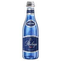 CISOWIANKA Perlage Naturalna woda mineralna musująca niskosodowa (butelka w szkle)