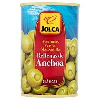 JOLCA Oliwki zielone manzanilla z anchois