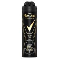 REXONA Men Sport Cool Antyperspirant w sprayu dla mężczyzn