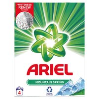 ARIEL Mountain Spring Proszek do prania (4 prania)