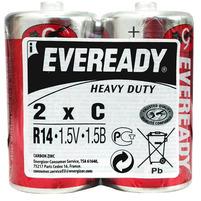 EVEREADY Heavy Duty Bateria R14 1,5V 1,5B (Nr 1035)