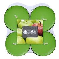 MÜLLER KERZEN Podgrzewacze zapachowe Maxi jabłko