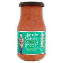 JAMIE OLIVER  Tomato & ricotta pasta sauce