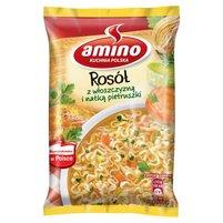 AMINO Zupa błyskawiczna rosół z włoszczyzną i natką pietruszki