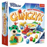 TREFL Chińczyk Moja pierwsza gra Rodzina Treflików (3+)