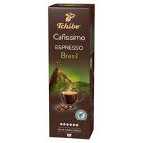 TCHIBO Cafissimo Espresso Brasil Kawa palona mielona (10 x 8 g)