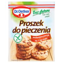 DR. OETKER Proszek do pieczenia bez glutenu
