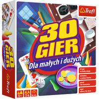 TREFL Kalejdoskop 30 gier planszowych (5+)