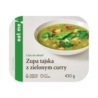 EAT ME! Zupa tajska z zielonym curry