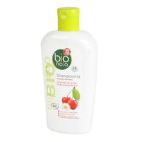 WIODĄCA MARKA Bio Naia Ekologiczny szampon do włosów normalnych czereśnia i rumianek