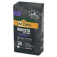 JACOBS Barista Editions Espresso Wolno prażona kawa ziarnista