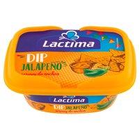 LACTIMA Dip serowy do nachos Jalapeno