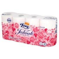 FOXY Jedwab Papier toaletowy neutralny dla skóry